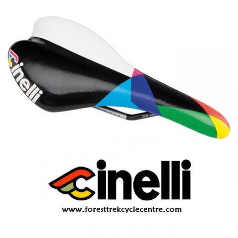 CINELLI SCATTO CALEIDO SADDLE - Foresttrek Cycle Centre Cycling Bicycle