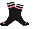 Darevie Socks - Black / Pink - Foresttrek Cycle Centre Cycling Bicycle