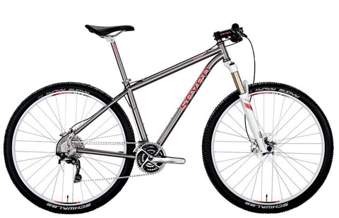Seven Cycle Titanium Frame - Sola S 27.5 – Foresttrek Cycle Centre