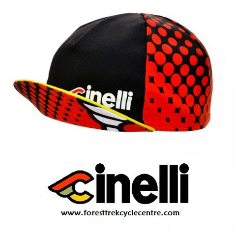 CINELLI STRATO FASTER CAP - Foresttrek Cycle Centre Cycling Bicycle