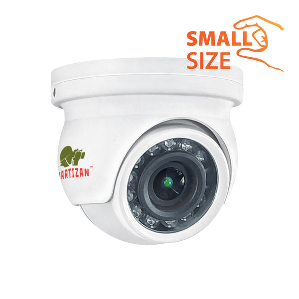 2.0MP AHD camera<br>CDM-333H-IR Metal FullHD 4.2