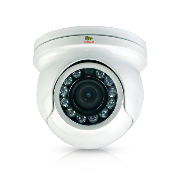1.0MP AHD camera<br>CDM-223S-IR Metal HD 4.0