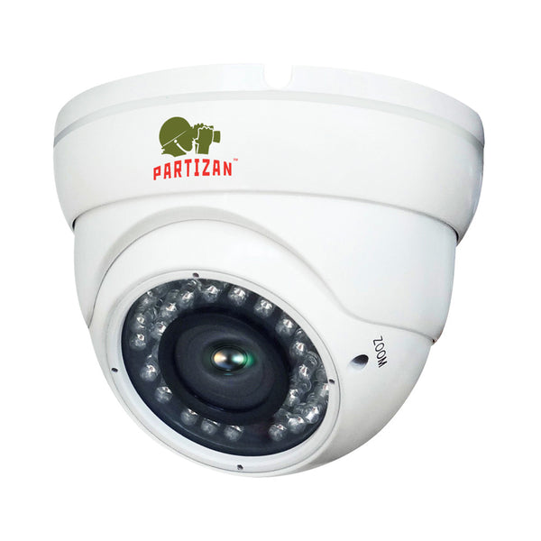 2.0MP AHD Varifocal camera<br>CDM-VF37H-IR FullHD 3.5