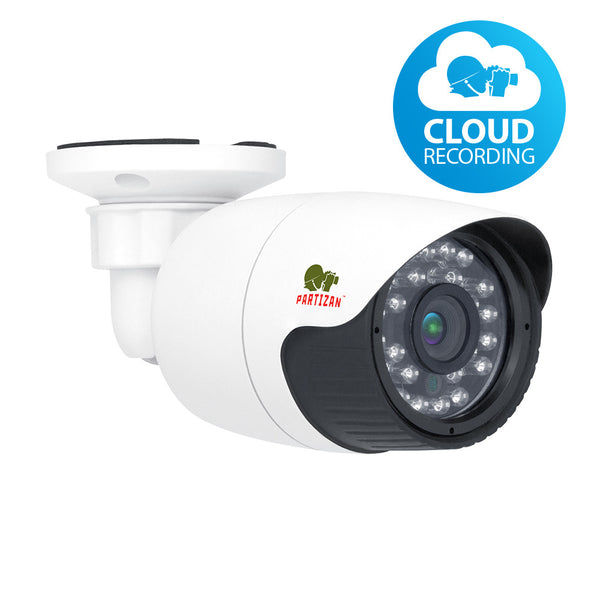 1.0MP IP camera<br>Cloud Bullet IPO-1SP SE POE 2.0