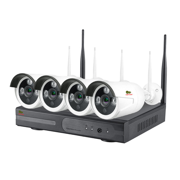 1.0MP Outdoor Wi-Fi set IP-21<br>4xCAM + 1xNVR