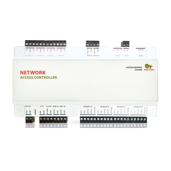 Network controller<br>PAC-22.NET<br>(2 doors, 4 readers)