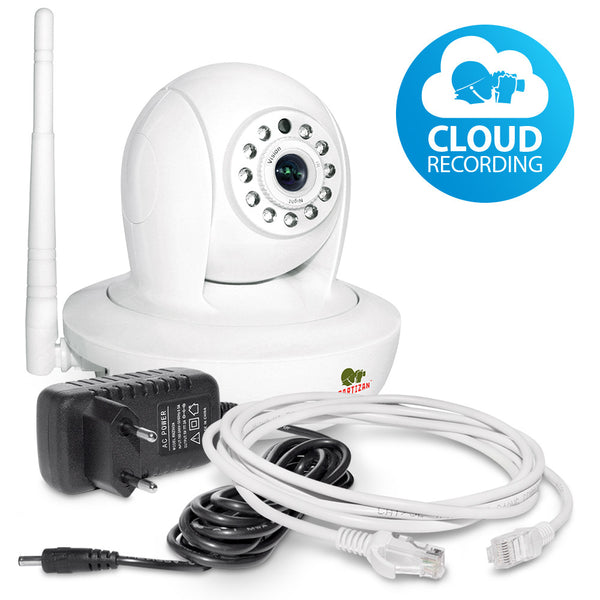 1.0MP IP Robotic camera<br>Cloud Robot IPH-1SP-IR