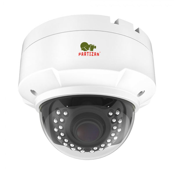 8.0MP (4K) IP Varifocal camera<br>IPD-VF5MP-IR AF 4K