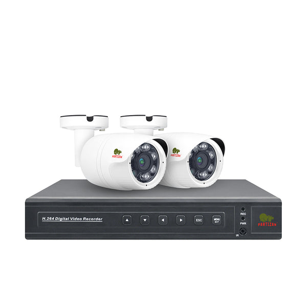2.0MP Outdoor set AHD-23<br>2xCAM + 1xDVR