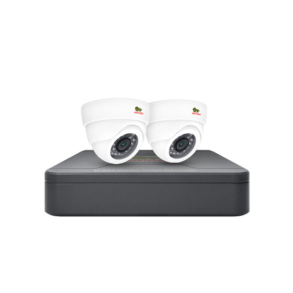 1.0MP Indoor set AHD-13<br>2xCAM + 1xDVR
