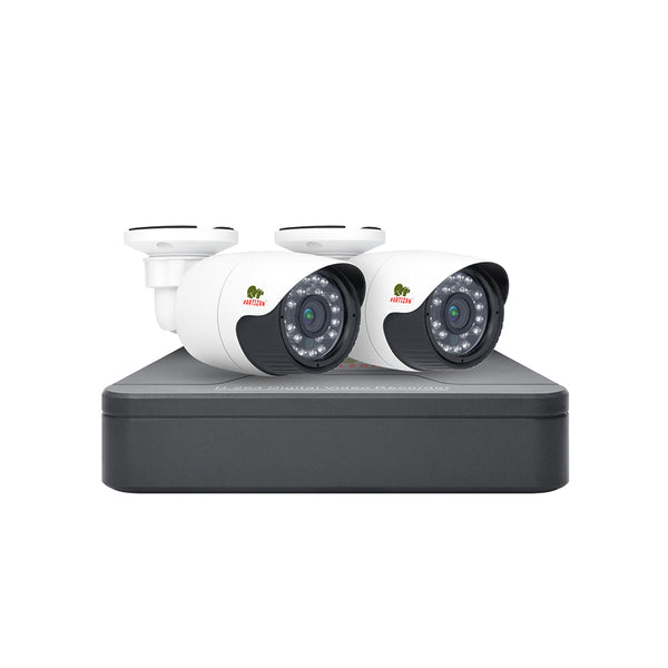 1.0MP Outdoor set IP-3<br>2xCAM + 1xNVR