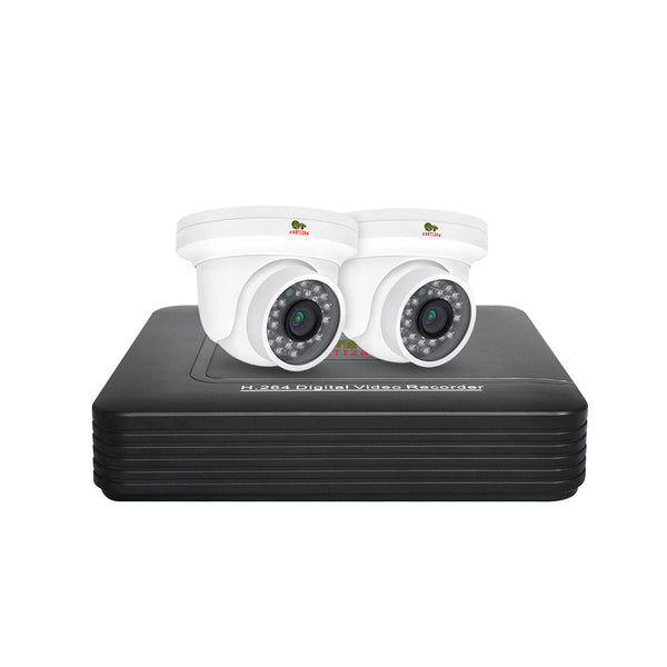 1.0MP Indoor set IP-1<br>2xCAM + 1xNVR