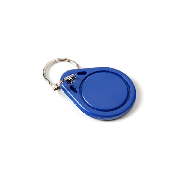 RFID key tag blue