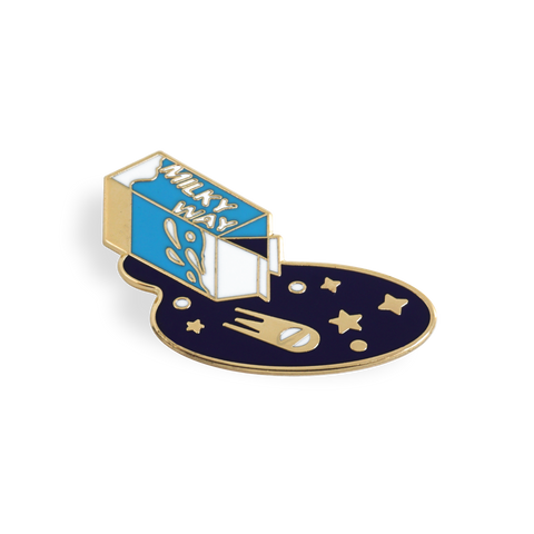 Milky Way Pin