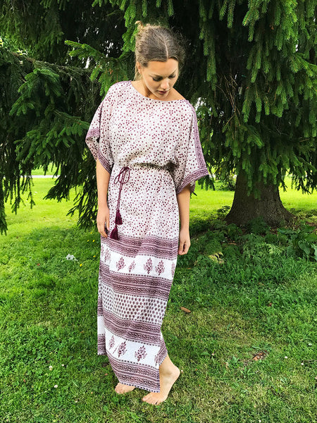Dress Mali Print fra Anouska