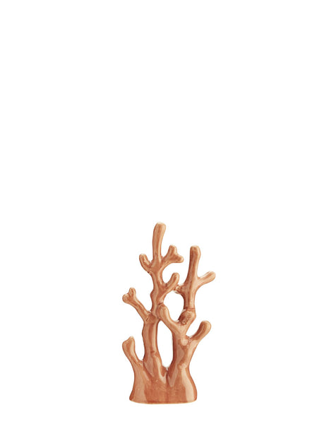 STANDING STONEWARE CORAL