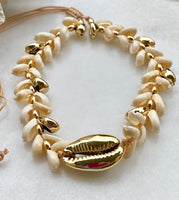 Chunky Big Shell Necklace