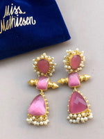 The Pallas Earrings fra Miss Mathiuasen