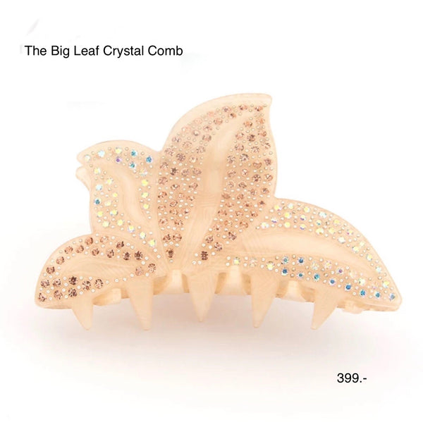 The Big Leaf Crystal Comb