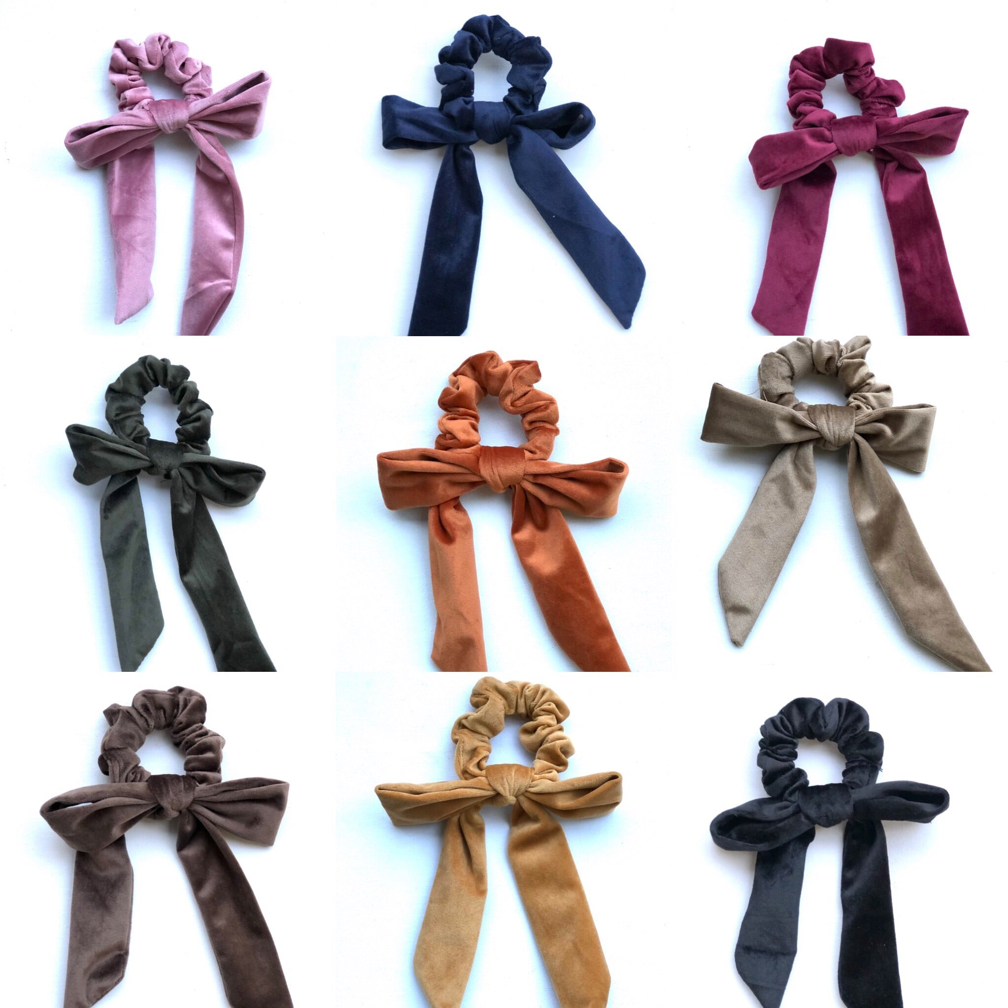 Big Bow Scrunchie