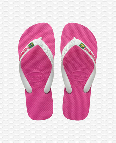 Havaianas Brazil Logo i Hollywood Rose