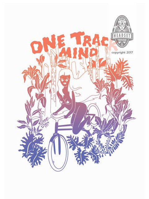 """One Track Mind""  by Jesse Chick"