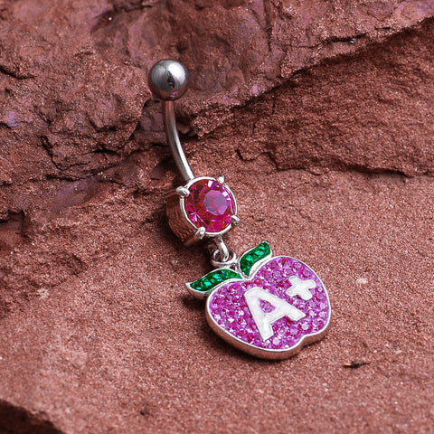 Long Dangle Belly Rings 14g