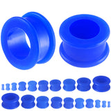 Blue Silicone Tunnels
