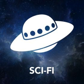 DVDs on Sci-Fi