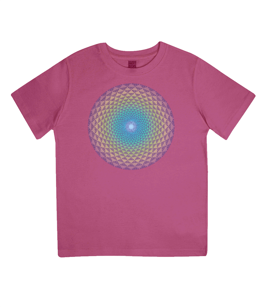 Junior Classic Jersey T-Shirt - Cosmic Crown