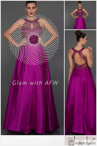 AFWABU529 Engagement/Party/Evening Dress