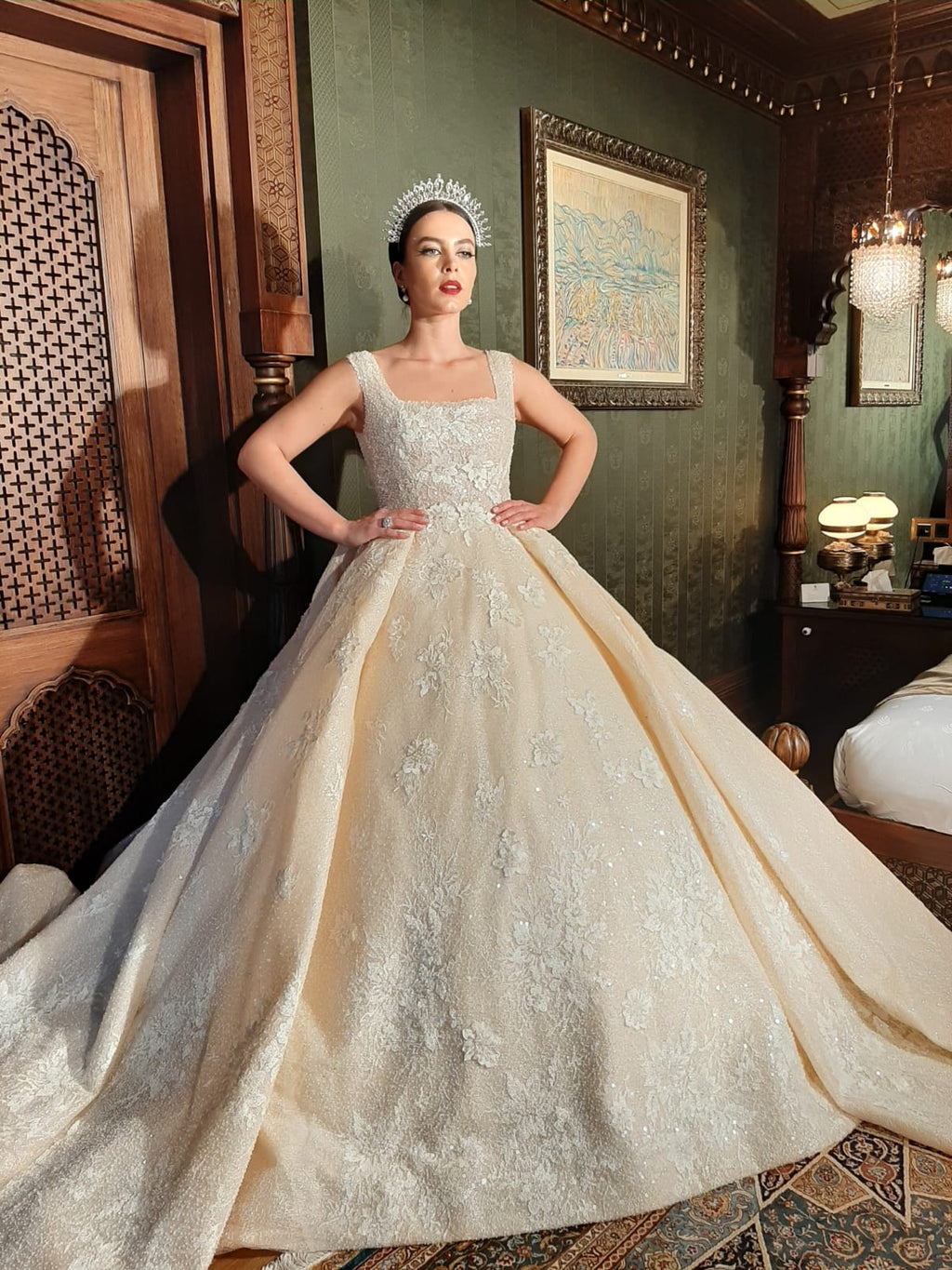 AFWAlexa 2020 dream wedding dress