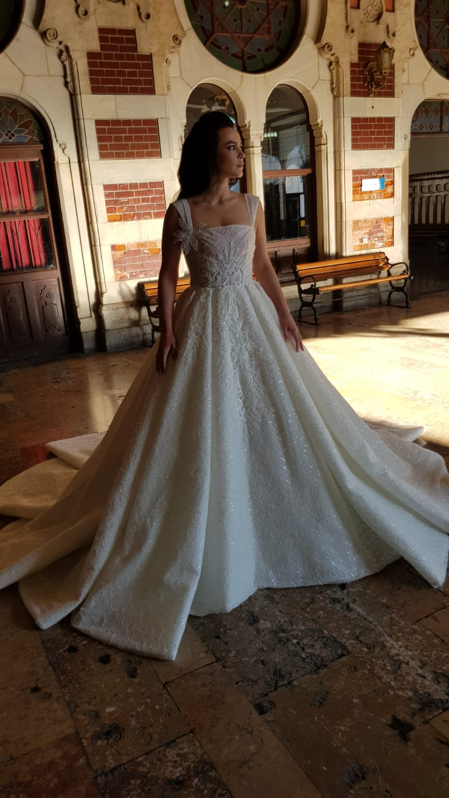 AFWBella 2020 fairy tale wedding dress
