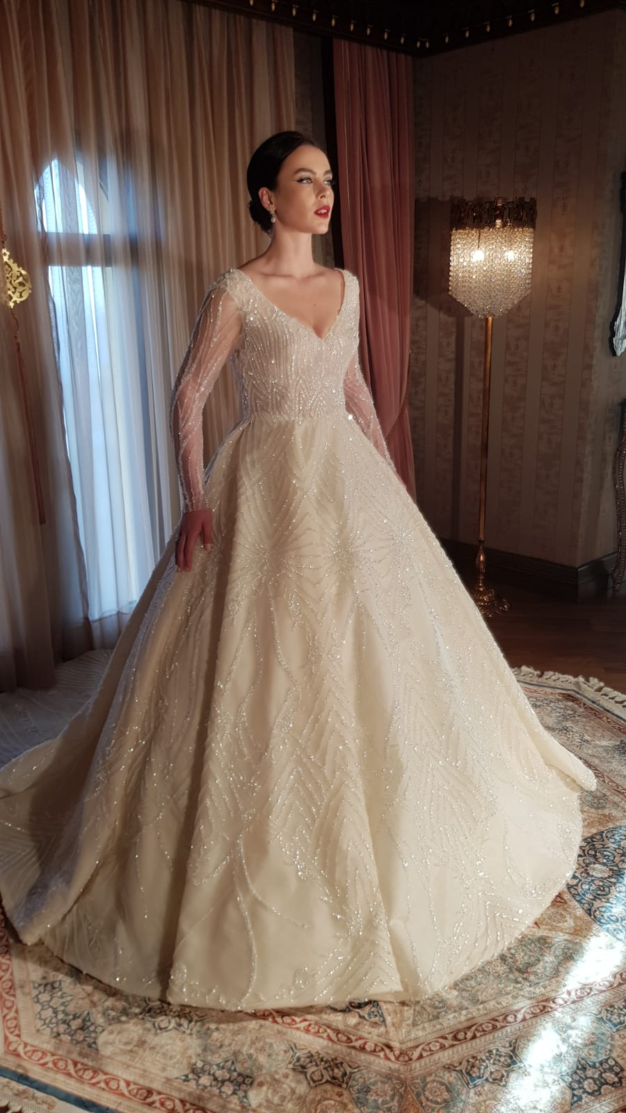 AFWEmma 2020  wedding dress