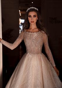AFWRUBY wedding dress