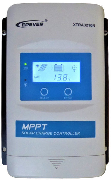 BAJA105 - 30A MPPT REGULATOR - CAMPING SOLAR KIT BY FLEXOPOWER, 105W