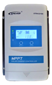 30A MPPT Solar Regulator, negative grounded - FLEXOPOWER ZA