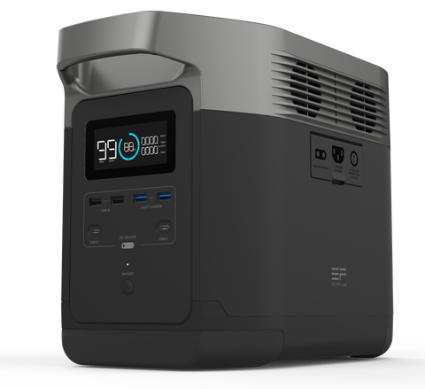 ECOFLOW DELTA 1300 - UPS PORTABLE POWER STATION - SOUTH AFRICAN PLUG