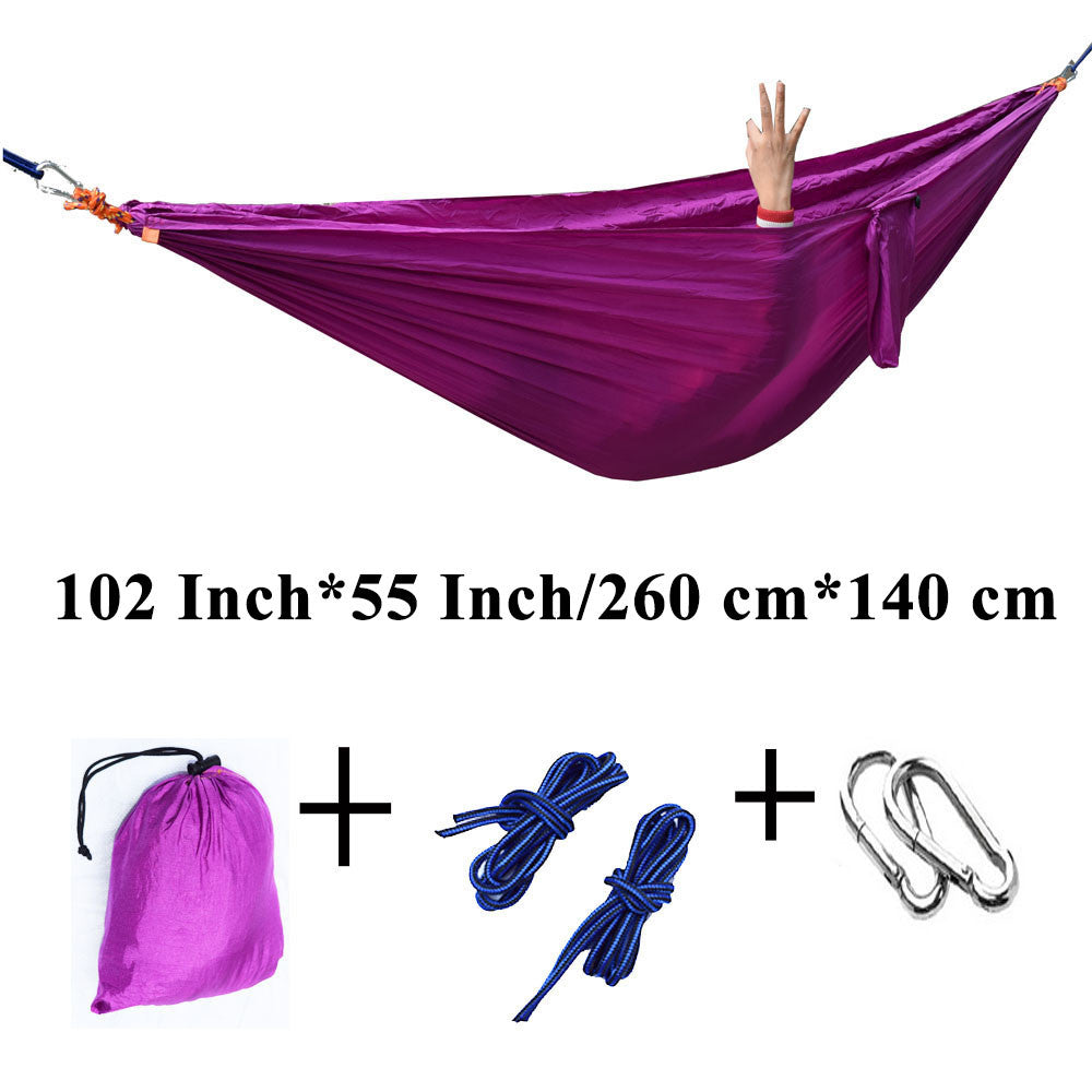 2 Person Double or Single Hammock