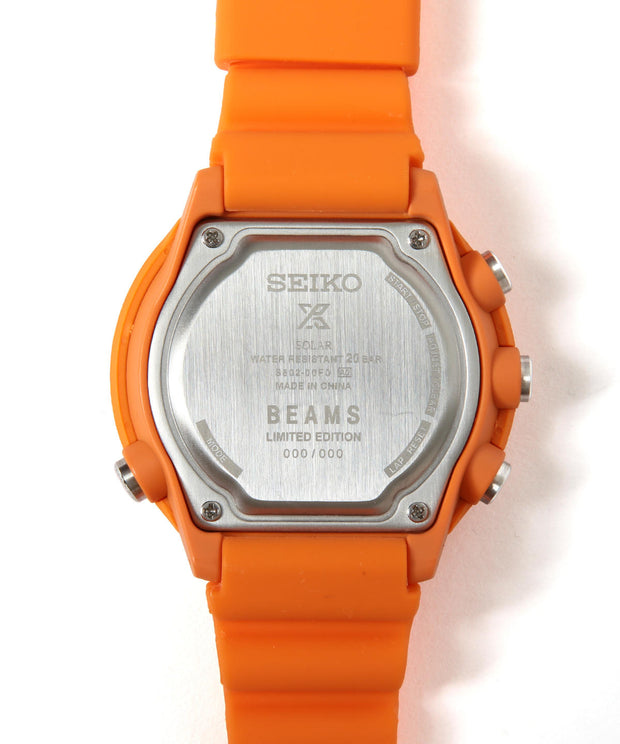 PRE ORDER - SEIKO PROSPEX × BEAMS FIELDMASTER LOWERCASE LIMITED EDITION