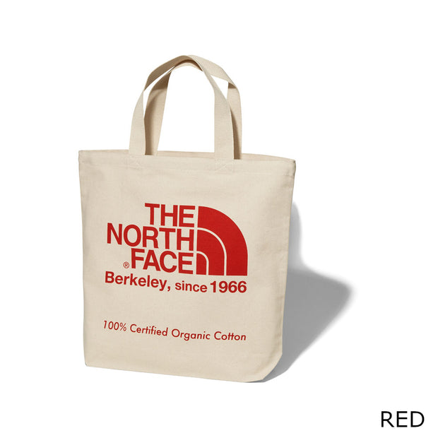 PRE ORDER - THE NORTH FACE ORGANIC COTTON TOTE