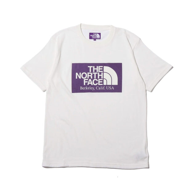 PRE ORDER - THE NORTH FACE PURPLE LABEL LOGO TEE