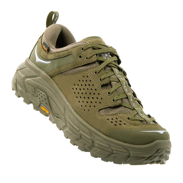 PRE ORDER HOKA ONEONE TOR ULTRA LOW - OLIVE
