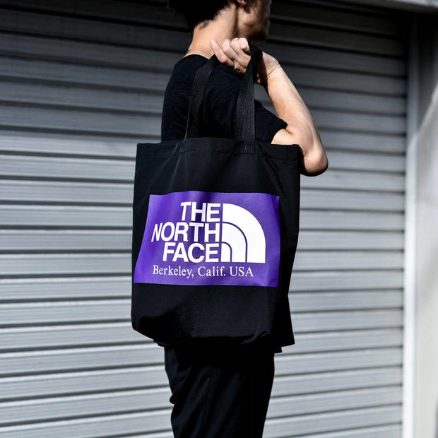 PRE ORDER - THE NORTH FACE PURPLE LABEL LOGO TOTE BAG