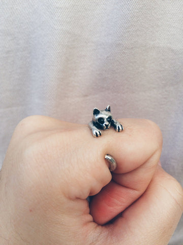 Kitty Ring - Save Animals