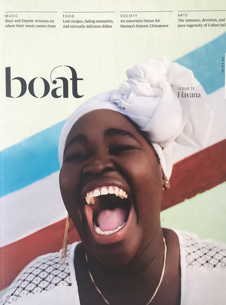 Boat Magazine #11 Havana, Boat - Northernism
