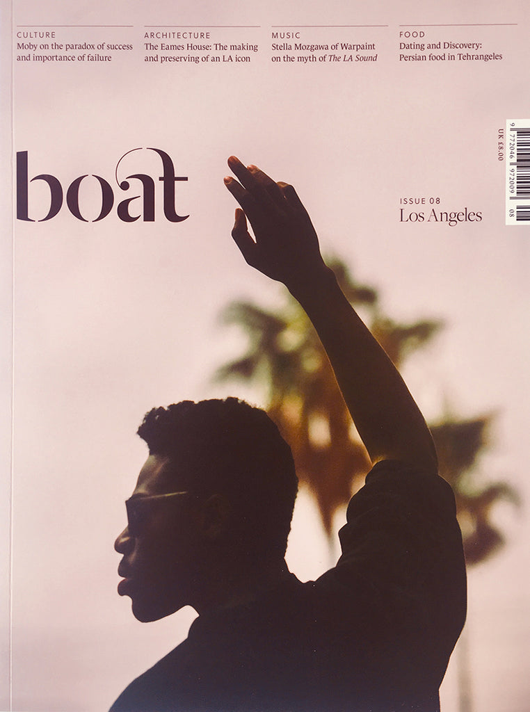 Boat Magazine #08 Los Angeles, Boat - Northernism