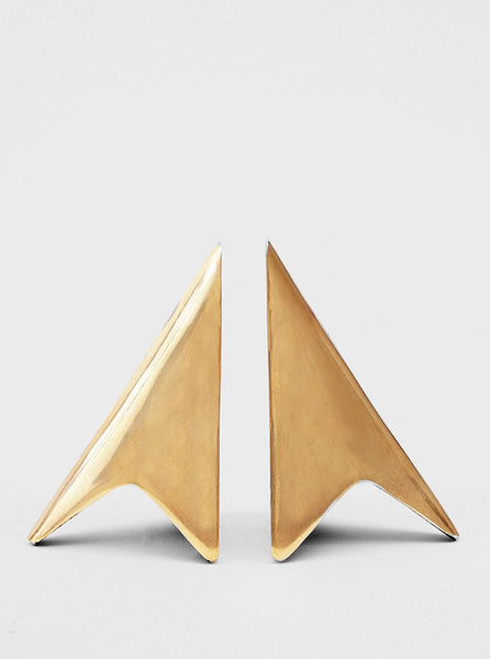 Carl Auböck - Brass Bookends, Carl Auböck - Northernism