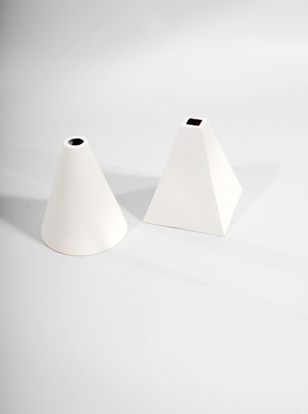 Pyramid Shaped Vase, June Eleven - Northernism