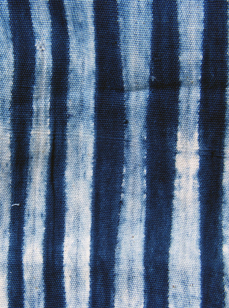 Striped Indigo Tote Bag, Tensira - Northernism